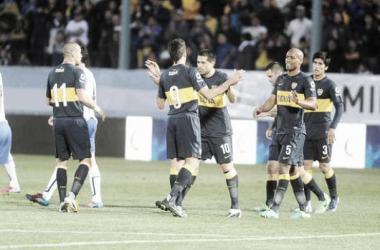 Boca enfrenta a Salta por un nuevo partido amistoso