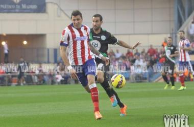 El Atlético de Madrid se suelta en Córdoba
