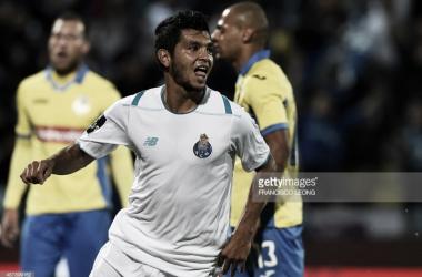 Porto procura repetir a vitória da 1ª volta frente ao Arouca..