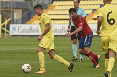 El Villarreal B se deja dos puntos en Llagostera en la recta final