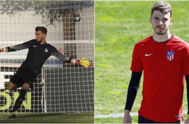 Miguel San Román y Cristian Rodríguez renuevan su contrato con el Atlético de Madrid