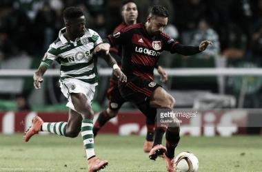 Leão perde frente ao Bayer Leverkusen justamente.
