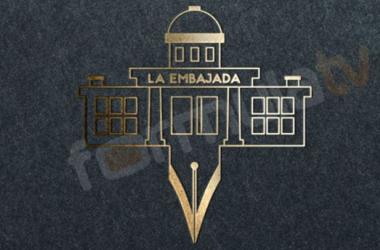 Logotipo provisional de 'La embajada' (Foto: fórmulatv)