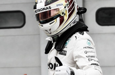 El poleman del Gran Premio de Malasia | Foto: Fórmula 1