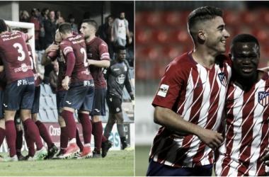 Atlético de Madrid B – Pontevedra CF: la permanencia enjuego