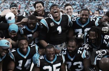 Así llegan los Carolina Panthers al Super Bowl 2016