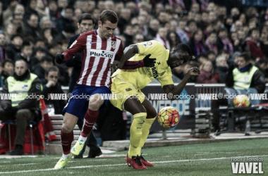 Atlético de Madrid - Villarreal: puntuaciones del Villarreal, jornada 25