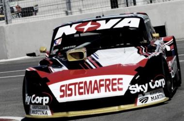 Rossi ingresando a la chicana | Foto: Campeones