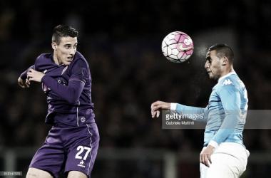 Tello brilha na Fiorentina e faz falta ao Dragão.