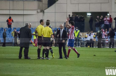 Tiago: 100 partidos con el Atlético de Madrid