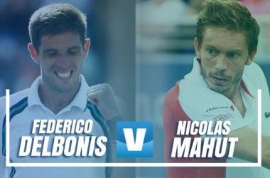 Será la tercera vez que Delbonis juegue la clasificación en este torneo   Foto: Maxi Le Rose (VAVEL)