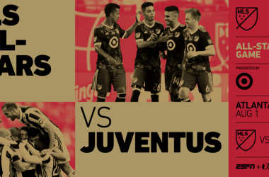 Atlanta will host Juventus as they take on the MLS All-Stars. | Photo: MLSsoccer.com