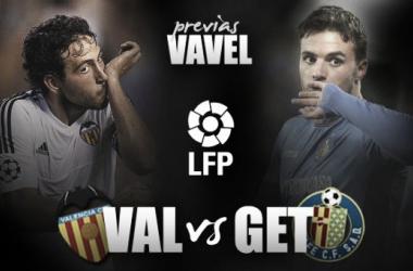 Valencia - Getafe: Mestalla espera un cambio de rumbo