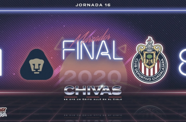 Aplastante victoria de Chivas sobre Pumas en la eLiga MX