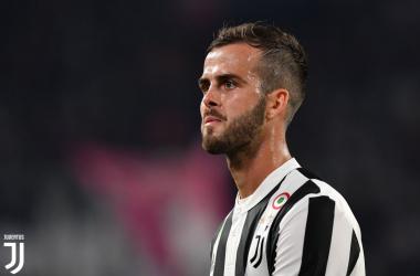 Miralem Pjanic. | JuventusFC, Twitter.