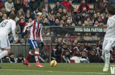 """Griezmann: """"Esperaba a un Atlético de Madrid con mucha intensidad"""""""