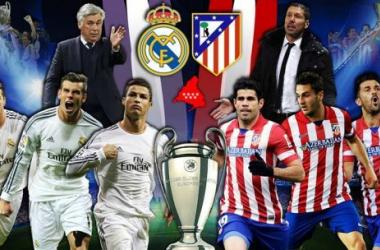 El rey de Europa está en Madrid