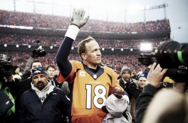 Peyton Manning anuncia su retirada