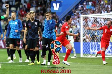 Grafica VAVEL. | @FIFAWorldCup e @England, Twitter.