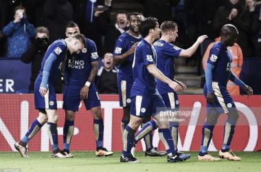 O líder, Leicester é um exemplo para o futebol mundial.