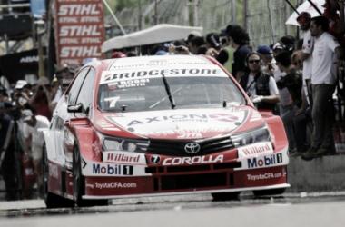 El Toyota de Rossi | Foto: Revista Corsa