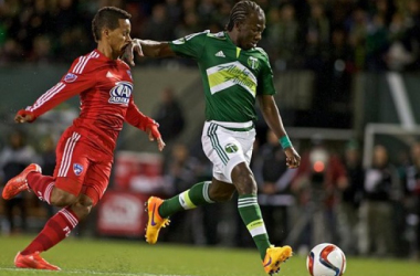 Score Portland Timbers - FC Dallas In 2015 MLS Cup Playoffs (3-1)