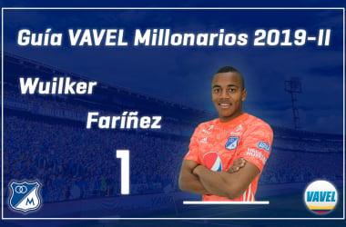 Análisis VAVEL, Millonarios 2019-II: Wuilker Faríñez