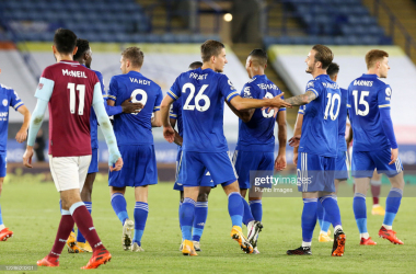 Photo by Plumb Images/Leicester City FC via Getty Images