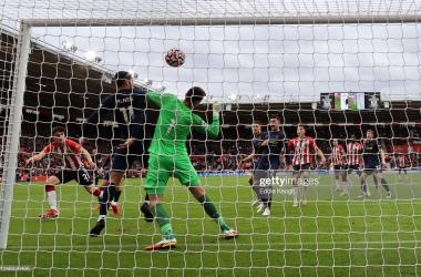 Southampton 2-2 Burnley: Cornet double cancels out Livramento and Broja strikes