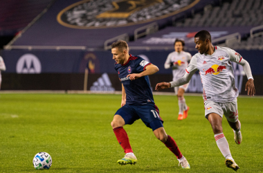 Chicago Fire SC 2-2 New York Red Bulls: White stoppage time equalizer salvages point for visitors