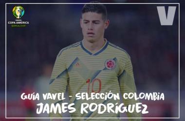 Guía VAVEL, cafeteros en la Copa América 2019: James Rodríguez