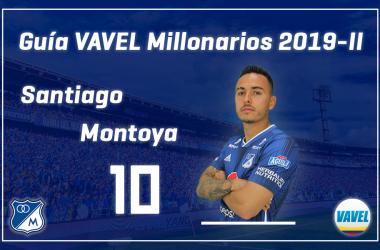 Análisis VAVEL, Millonarios 2019-II: Santiago Montoya