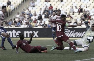 Paraguay 2 - Catar 2: los invitados dieron la sorpresa