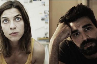 Natalia Tena y David Verdaguer, protagonistas de 10.000 km. Montaje: VAVEL.com