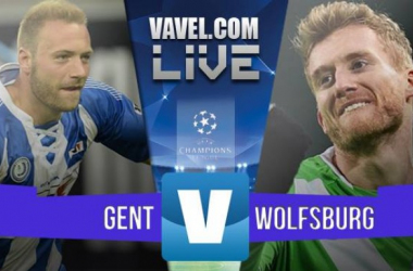 Gent - Wolfsburg (2-3) in Draxler ammaestra i 'bufali', ma che paura! Live Champions League 2015/16