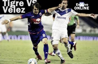 Torneo Inicial: Tigre - Vélez: Así lo vivimos
