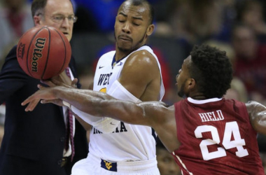 Hield's Heave Nanoseconds Late; West Virginia Mountaineers Hold On To Beat Oklahoma Sooners