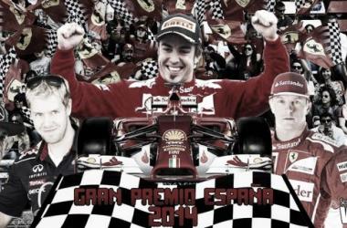 Resultado Clasificación del GP de España 2014 de Fórmula 1