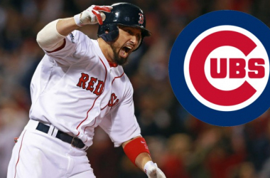 Chicago Cubs Sign Outfielder Shane Victorino To A Minor League Deal