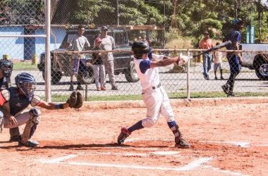 Aragua Prospect League campeón / Foto cortesía: @FotoSportGroup.