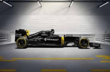 La RS16. Source : Renault