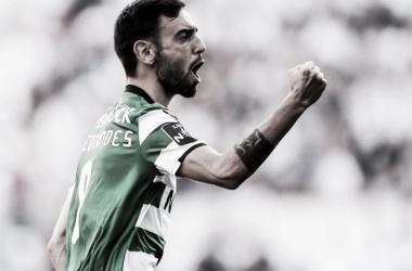 Bruno Fernandes | Foto: Sporting de Lisboa