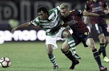 Previa Sporting CP - GD Chaves: // FOTO: LUSA