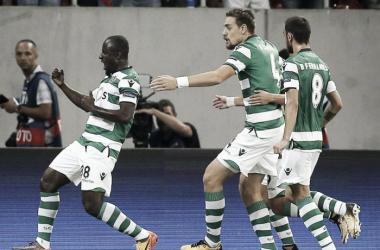 Doumbia | Foto: Sporting