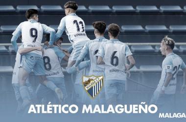 Atlético Malagueño / Foto: Málaga CF