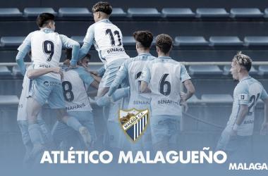 Atlético Malagueño. Fuente: Málaga CF