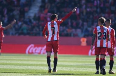 Girona FC – Getafe C.F.: puntuaciones del Girona, 16ª jornada de la Liga Santander