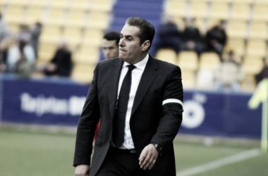 """José Ramón Sandoval: """"Los halagos debilitan"""""""