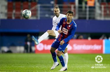 Resumen SD Eibar 2-0 Granada CF en LaLiga 20/21