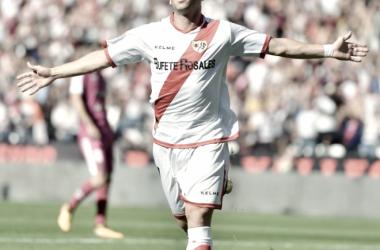 Adri Embarba, 'MVP' del Reus - Rayo Vallecano